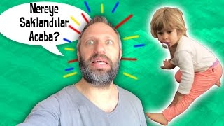 Ako Noa Maya Zeyno Sabah Saklambacı | Bizim Aile Eğlenceli Çocuk Videoları