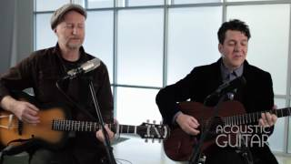 Acoustic Guitar Sessions Presents Billy Bragg & Joe Henry