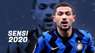 Subscribe !stefano sensi (born 5 august 1995) is an italian footballer who plays as a midfielder for serie club inter milan and the italy national team.bea...
