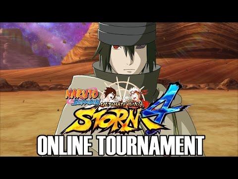 Naruto Shippuden Ultimate Ninja Storm 4: Online Tournament