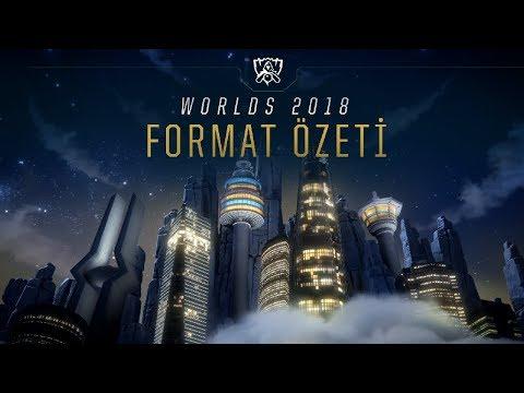 2018 Dünya Şampiyonası - Format Özeti | League Of Legends thumbnail