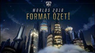 2018 Dünya Şampiyonası - Format Özeti | League Of Legends
