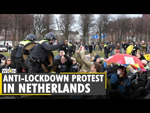 Netherlands witnessed violent clashes ahead of elections | Hauge | Latest English News | World News