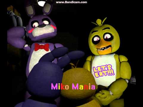Bonnie x chica fanfiction a miko mania story youtube