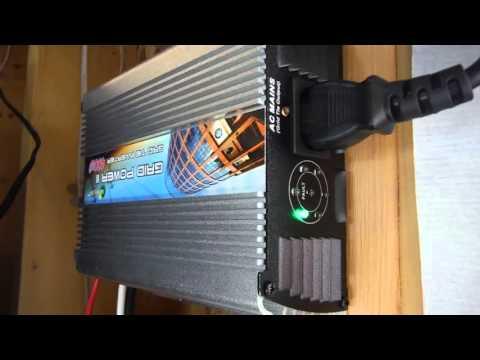 2016-02-21 airdrie garage solar grid power