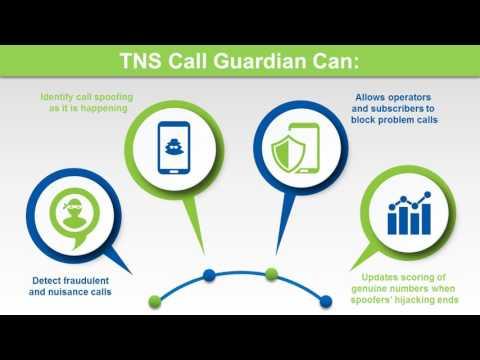 TNS Call Guardian Solution
