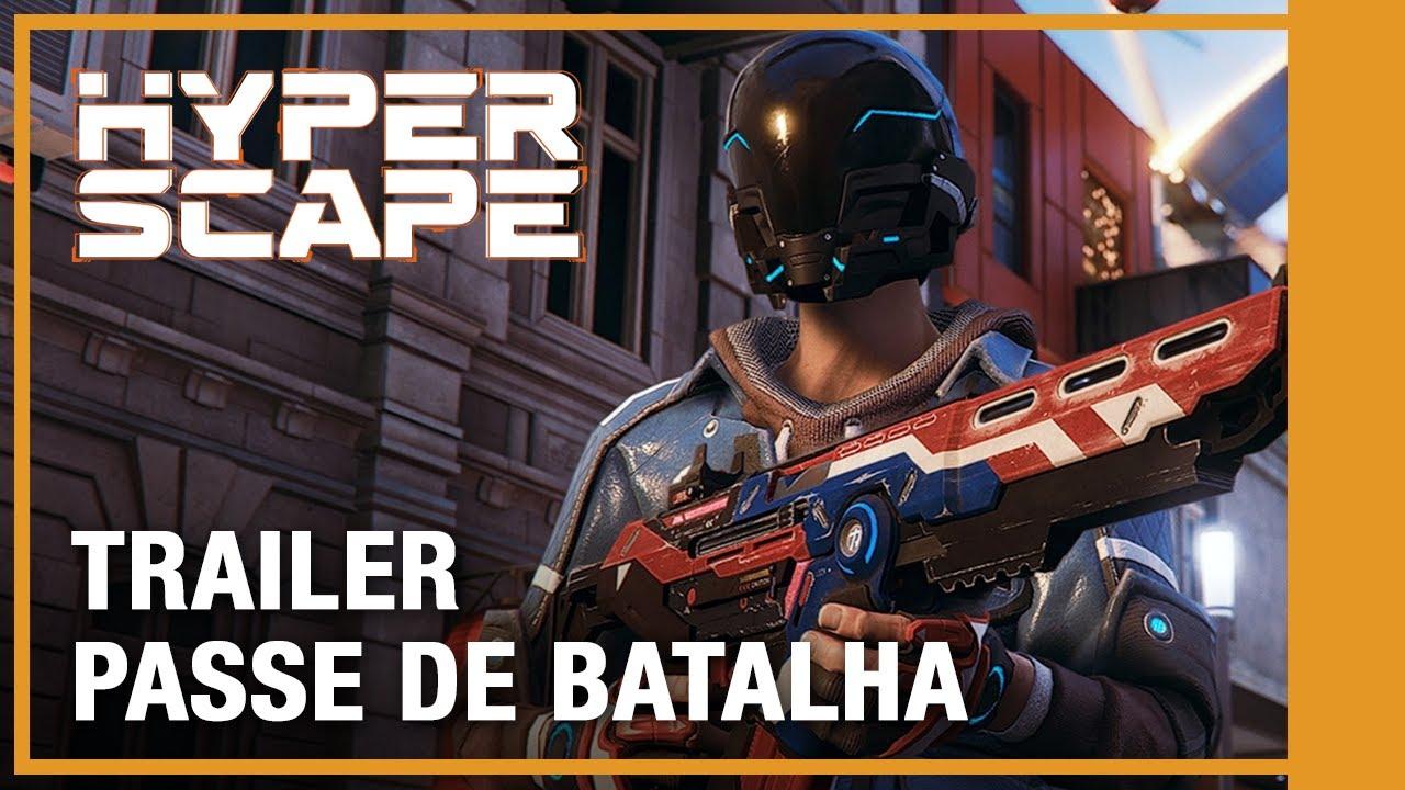Hyper Scape: Trailer do Battle Pass da 1ª temporada | Ubisoft
