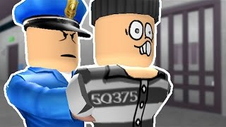 im a cop, roblox red wood prison