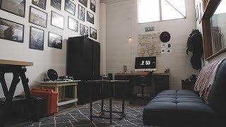Samuel Elkins Photography Studio Tour