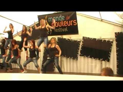 Free Dancers - Monde de couleurs 2013