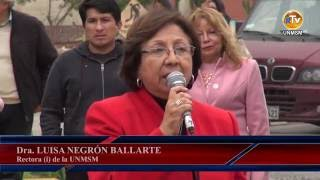 Tema: FUSM Organiza Debate con Candidatos a Rector San Marcos 2016 - II