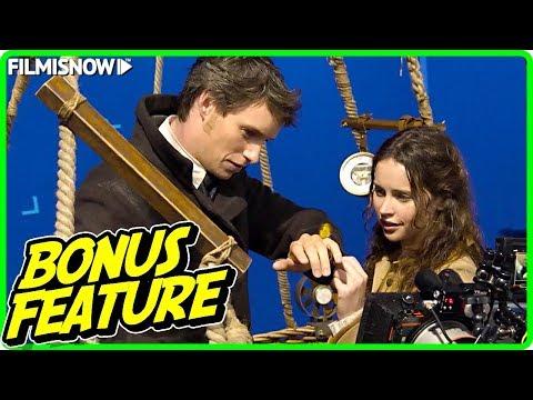 THE AERONAUTS | Eddie and Felicity Featurette