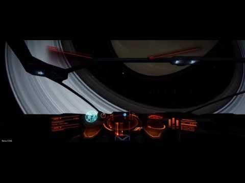 Exploring Elite: Dangerous - Episode 4 - A Pristine Discovery (The Best Mining Area)