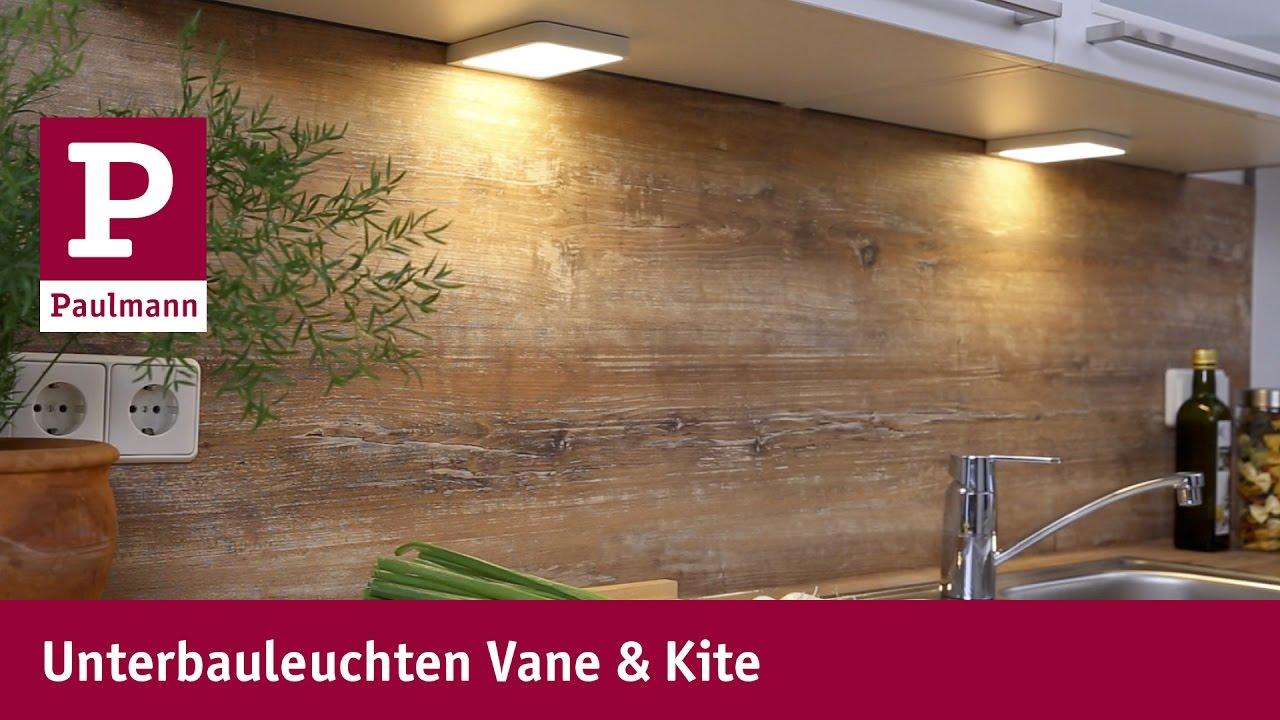 LED Unterbauleuchte für die Küche – nachträglich leicht anzubringen -  YouTube