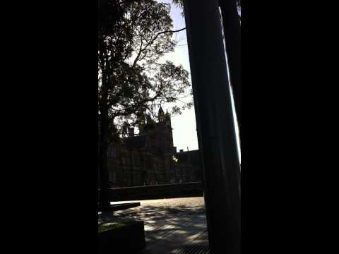 IMAGINE played by the Sydney University Tower Bell