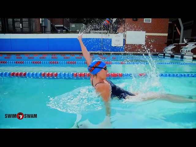FIXING YOUR BACKSTROKE