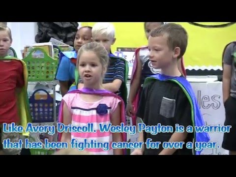 Wesleys Fight Song  Mrs Nahinus First Grade Class
