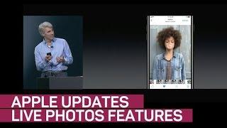 Apple updates Live Photos features
