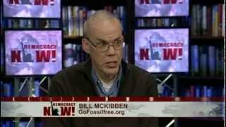 Bill McKibben: Ahead of Keystone XL Rally, Fossil Fuel Divestment Expands Across U.S. Campuses