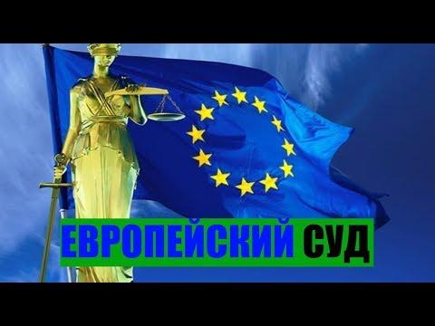 Европейский суд по правам человека. Подача жалобы