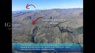 Volcanes Cerro Negro y Chiles (Octubre 2014)
