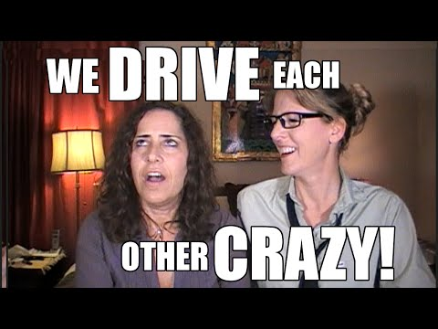 Lesbian Couple Gripes: We Drive Each Other Crazy: Lacie and Robin: Ep. 5