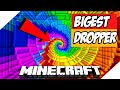 Biggest Minecraft Dropper Map  Ever!!!!