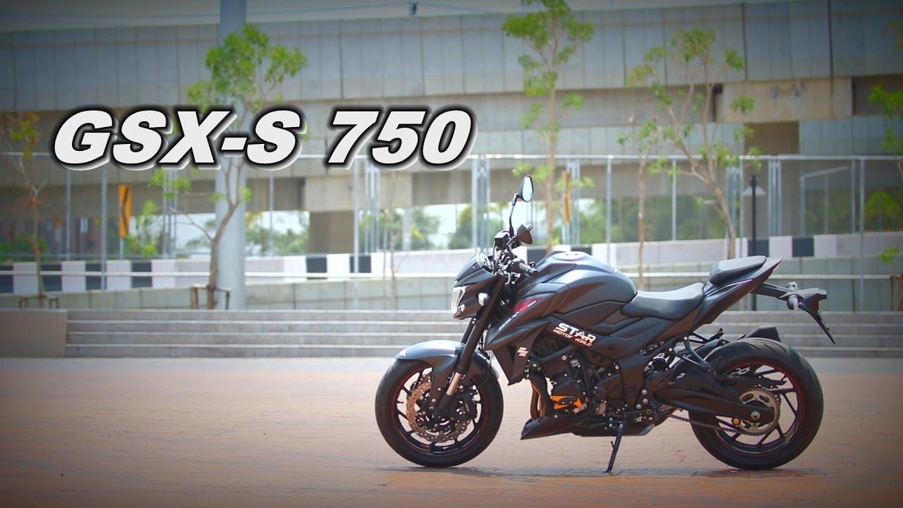 [VDO Test] สัมผัสแรก Suzuki GSX-S750 เน็กเก็ตกระแสแรงกับสไตล์ที่แตกต่าง