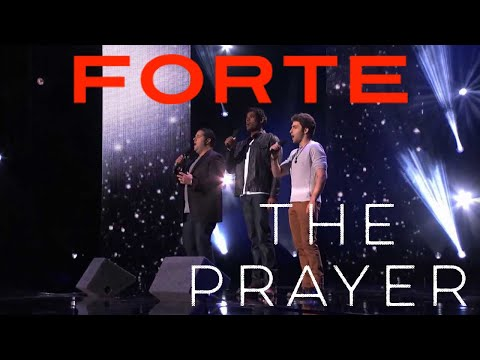 Forte Tenors Perform The Prayer  Americas Got Talent Vegas Rounds