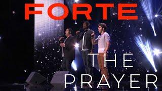 "Forte Tenors Perform ""The Prayer"" - Americas Got Talent Vegas Rounds"