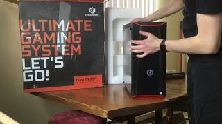 Epic unboxing $1000 Gaming PC 2019 Part 1 Cyberpower Xtream GXIVR8100A