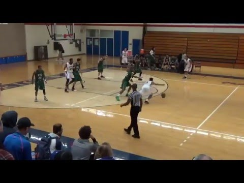 Diablo Valley vs  American River College Men's Basketball FULL GAME 2/2/15