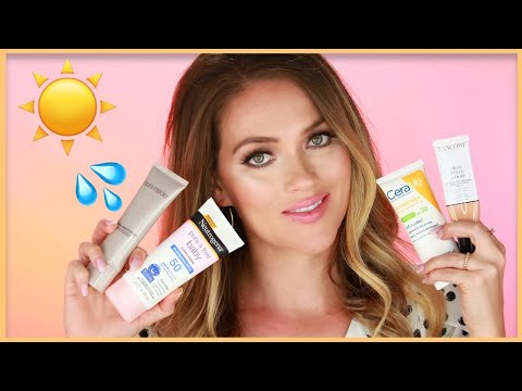 VACATION HEAT PROOF MAKEUP TIPS BEACH DAY, POOL DAY & Hot Humid Summer days How to apply foundation