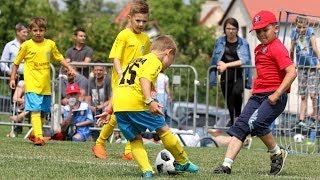 Turniejowe mecze Korony Ostro³êka 2011 w Miko³ajkach