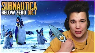 """""""ARKTYCZNY"""" BIOM! ❄️- Subnautica: Below Zero #1"""