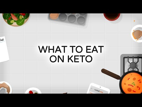Keto Cooking: Keto Food List