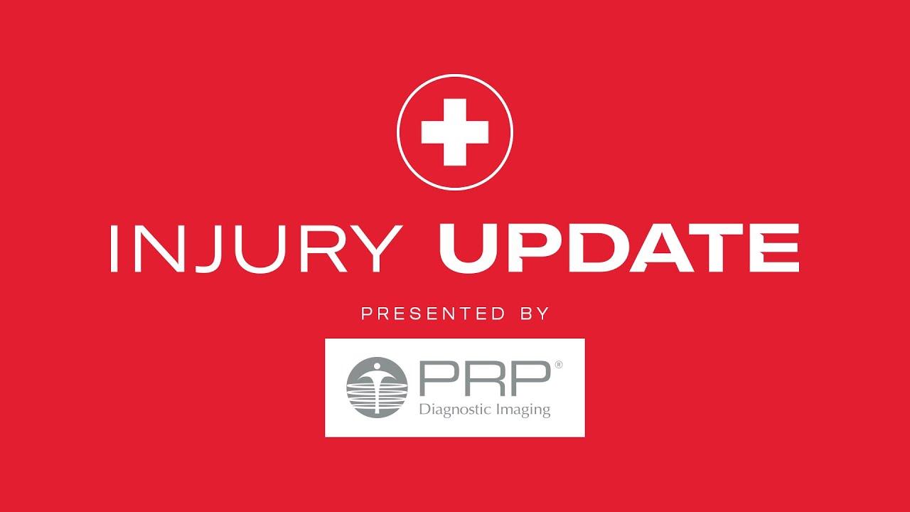 Download Injury Update - Round 13
