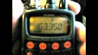russians on VHF and i hear em in finland
