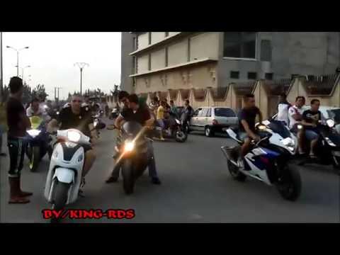Moto Blida City Melyani Ouled Yaich 2015