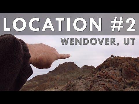 Second Location Found! - Rockhounding in Utah