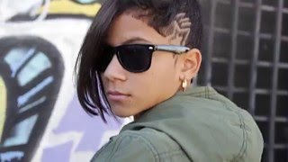 """BABY KAELY """"BACK UP!"""" 10YR OLD KID RAPPER"""