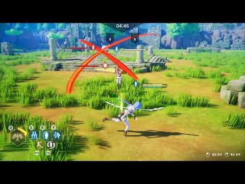 Elsword Developer KOG Shows Off New 2v2 Online Game KurtzPel