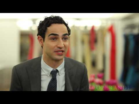 Fashion Firsts: Zac Posen's First Fashion Show