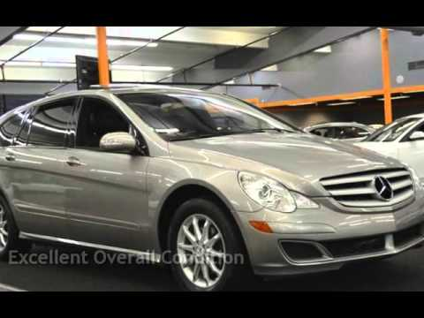 2006 Mercedes Benz R350 For Sale In Milwaukie, OR