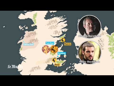 Game Of Thrones : Seasons 1-2-3 Explained In Less Than 5 Minutes