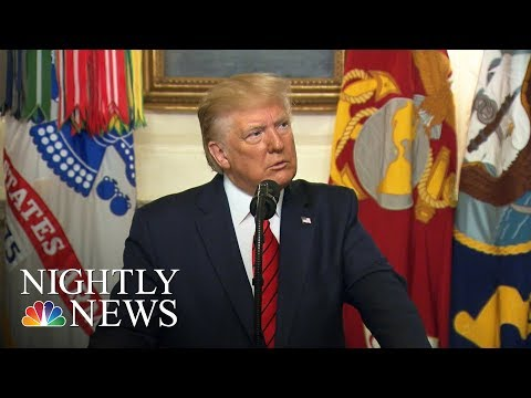 How Intelligence Led U.S. Forces To ISIS Leader Abu Bakr al-Baghdadi | NBC Nightly News