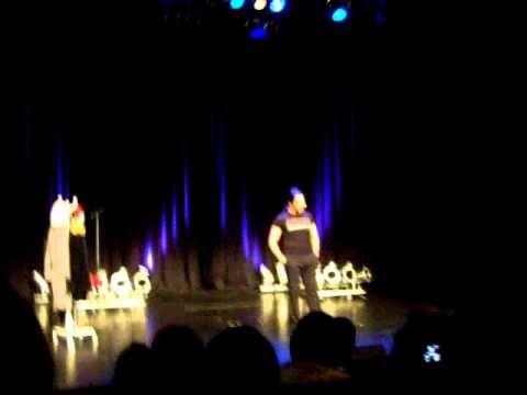 Bülent Ceylan live, Kebabbel net, 08.09.10, 20 Uhr, Theater Wechselbad Dresden 016.MOV