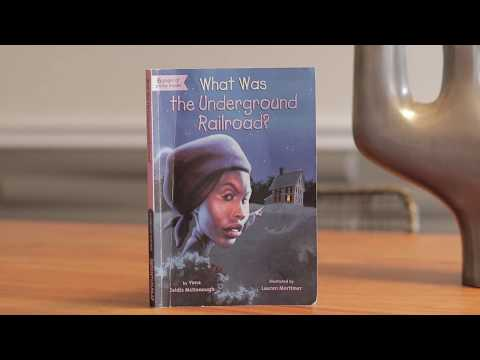 What Was the Underground Railroad Book Share