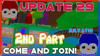 🔴[ROBLOX LIVE]🔴   Bubble Gum Simulator [PART 2]  🎆 Abspielen Update 29🎆   KOMMEN SIE ZU UNS! #RoadTo900
