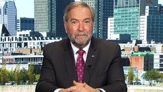 Tom Muclair: Scheer's energy corridor 'not well advised', provinces unlikely cooperate